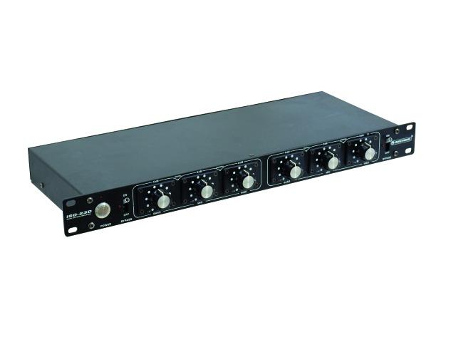 Fotografie Omnitronic ISO-23D DJ isolator