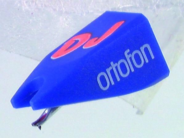 Ortofon DJ S Blue, přenoskový hrot