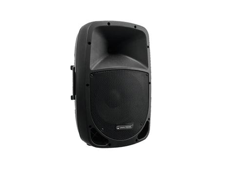 "Fotografie Omnitronic VFM-210AP 2 pásmový reprobox 10"", aktivní, MP3, Bluetoo"