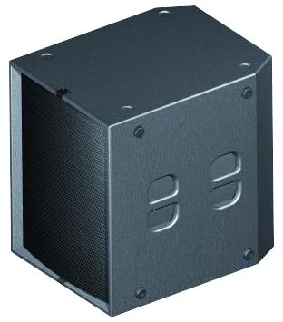 PSSO CLA-118 Line Array, floor subwoofer