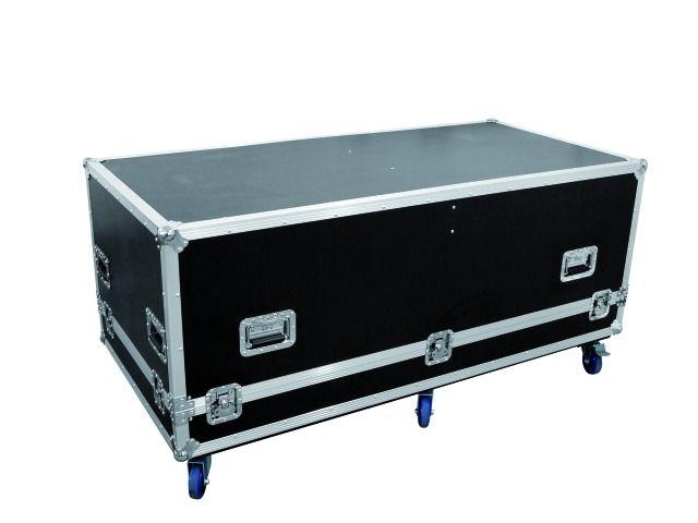 Fotografie Transportní case 2x CLA-115 with castors