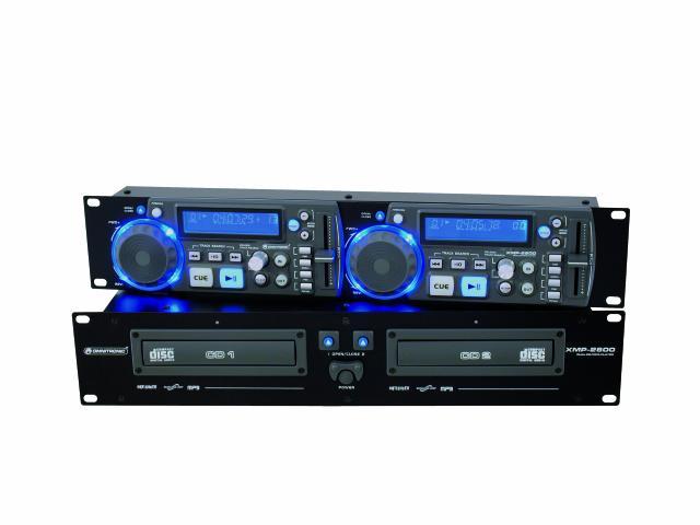 Omnitronic XMP-2800 MP3