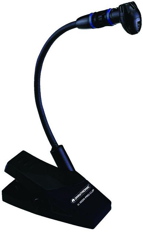 Omnitronic IC-1000 PRO, nástrojový mikrofon
