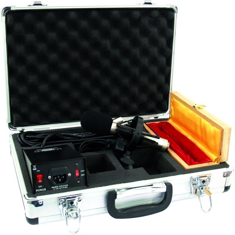 Omnitronic IC-1010 PRO, nástrojový mikrofon