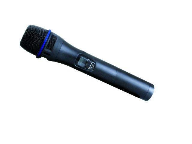 Omnitronic HM-1000 MK2, bezdrátový ruční mikrofon UHF pásmo