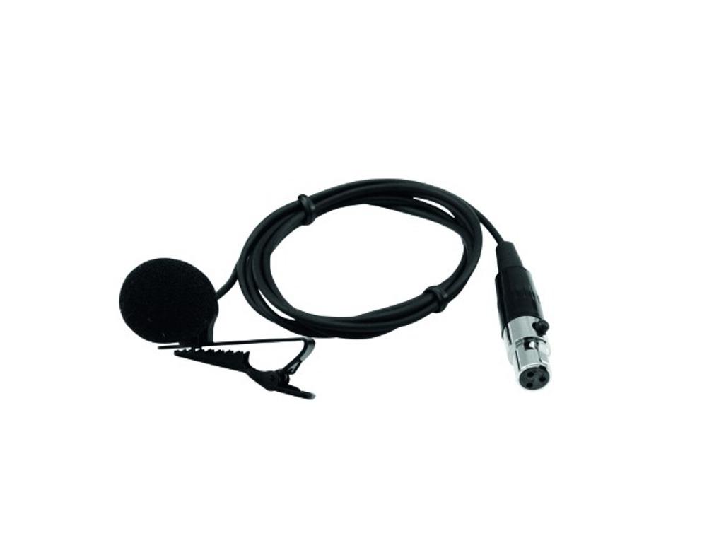 Omnitronic LS-105, klopový mikrofon XLR