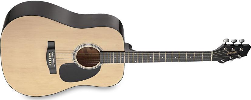 Image of Akustická kytara - Stagg SW201N