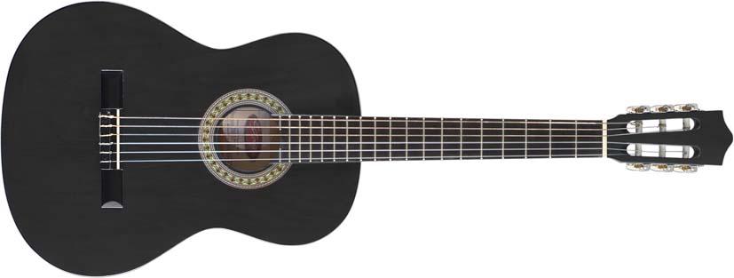 Klasická kytara - Stagg C542 BK