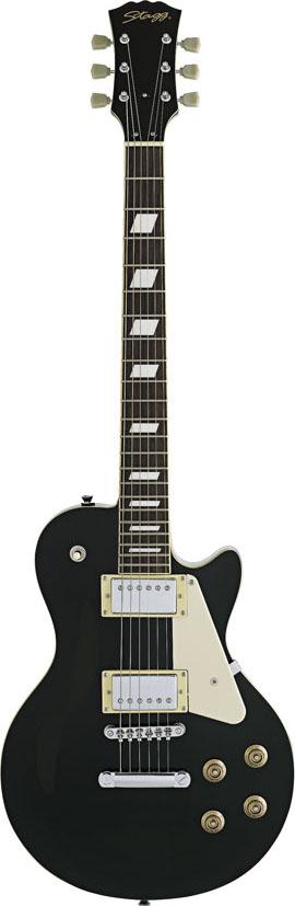 Stagg L320-BK, elektrická kytara