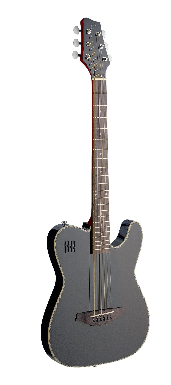 Fotografie James Neligan EW3000CBK elektrická kytara Folk