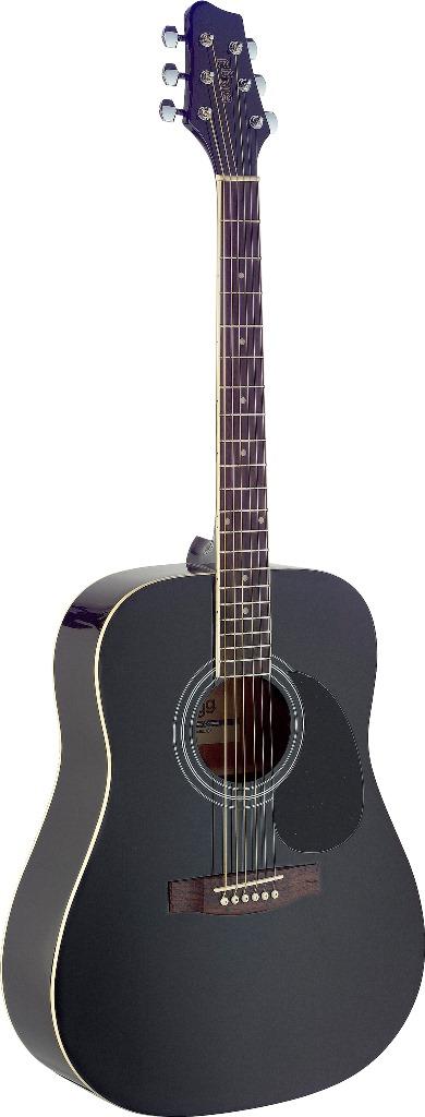 Stagg SA40D-BK, akustická kytara