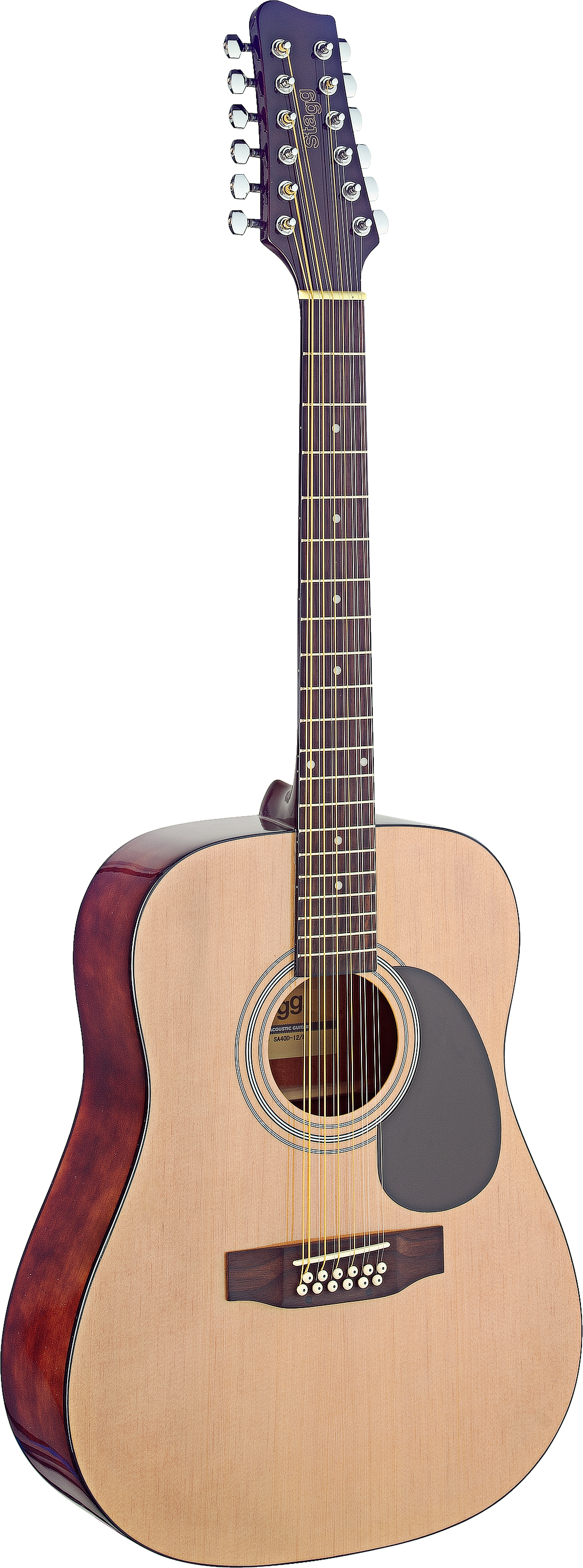 Stagg SA40D/12-N, 12-ti strunná akustická kytara