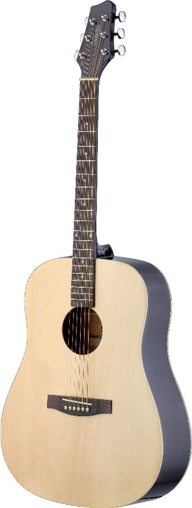 Stagg SA30D-N LH, akustická kytara, levoruká