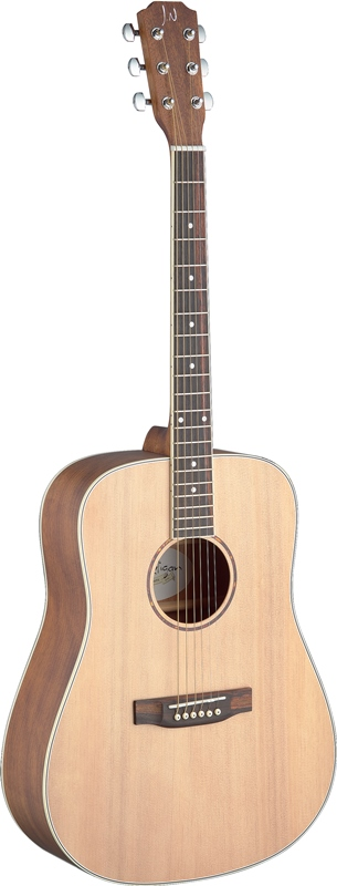 James Neligan ASY-D, akustická kytara