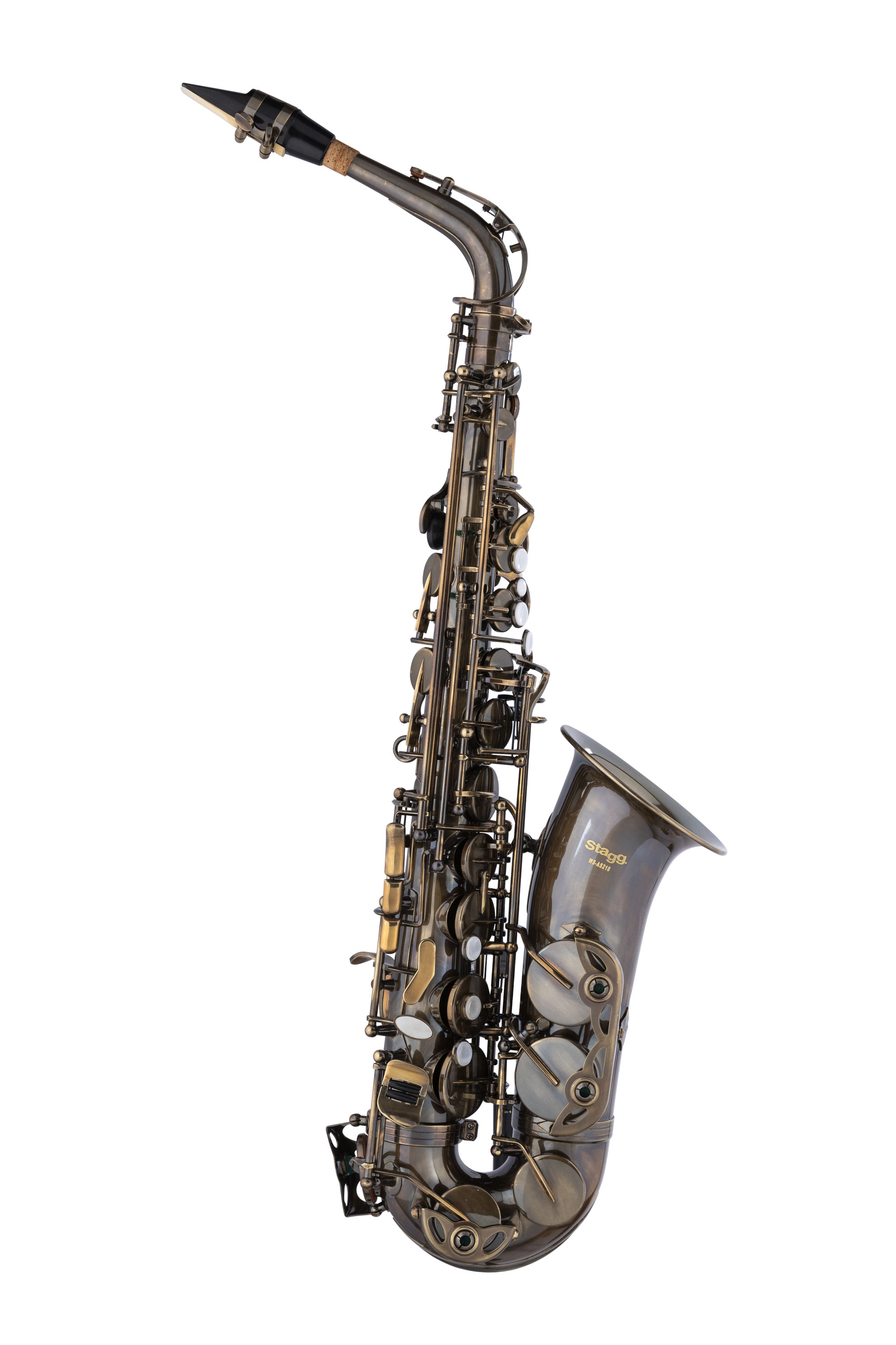 Stagg WS-AS218S, Es alt saxofon