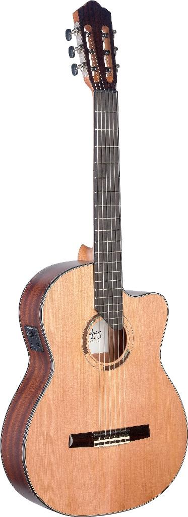 Fotografie Angel Lopez ERE-CFI S, elektroakustická kytara