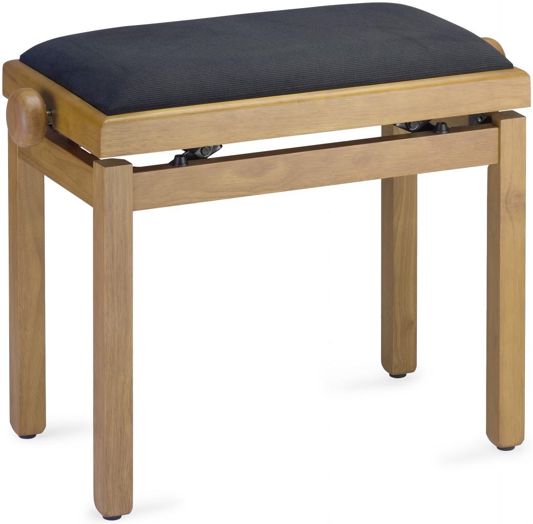 Stagg PB39 NATM VBK, stolička ke klavíru