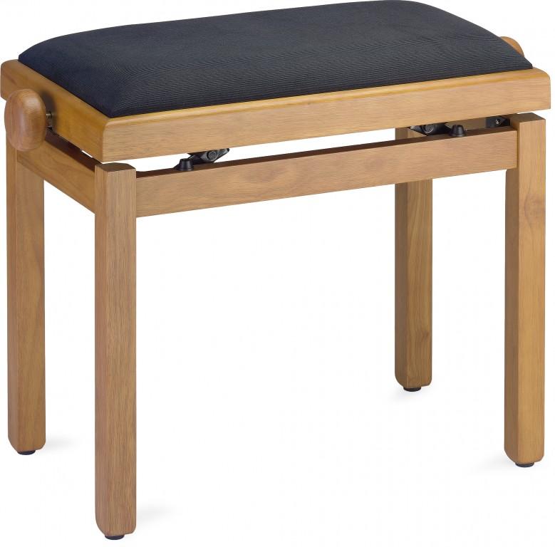 Stagg PB39 OAKM VBK, stolička ke klavíru