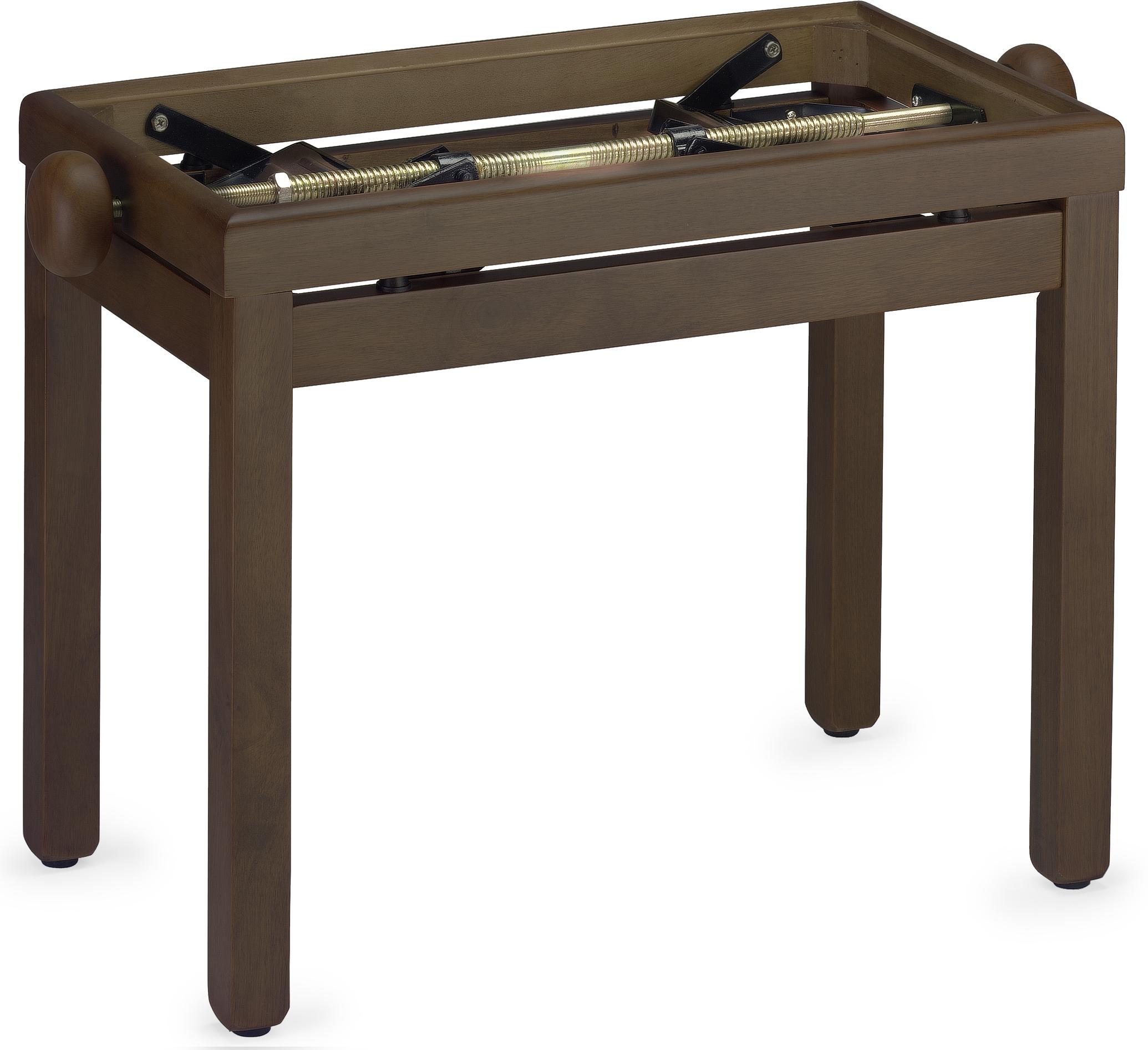 Stagg PB39 WN DARK M, stolička ke klavíru