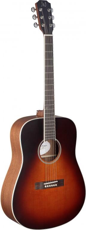 James Neligan EZR-D, akustická kytara