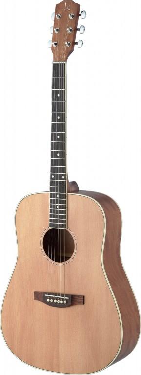 James Neligan ASY-D LH, akustická kytara levoruká