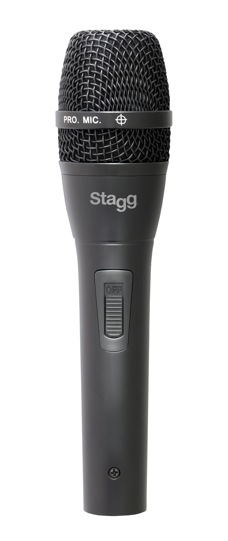 Stagg SDM80, dynamický mikrofon