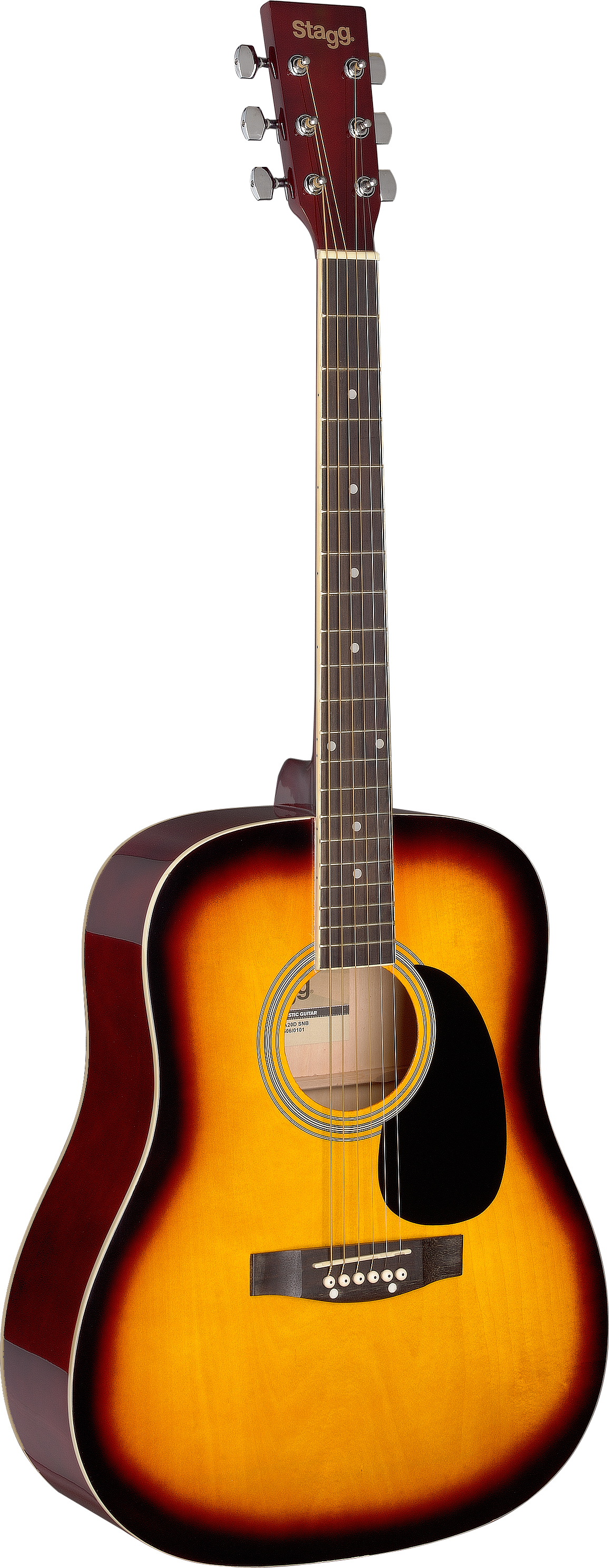 Stagg SA20D SNB, akustická kytara