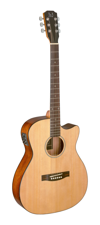 Fotografie James Neligan BES-ACE N Elektroakustická kytara
