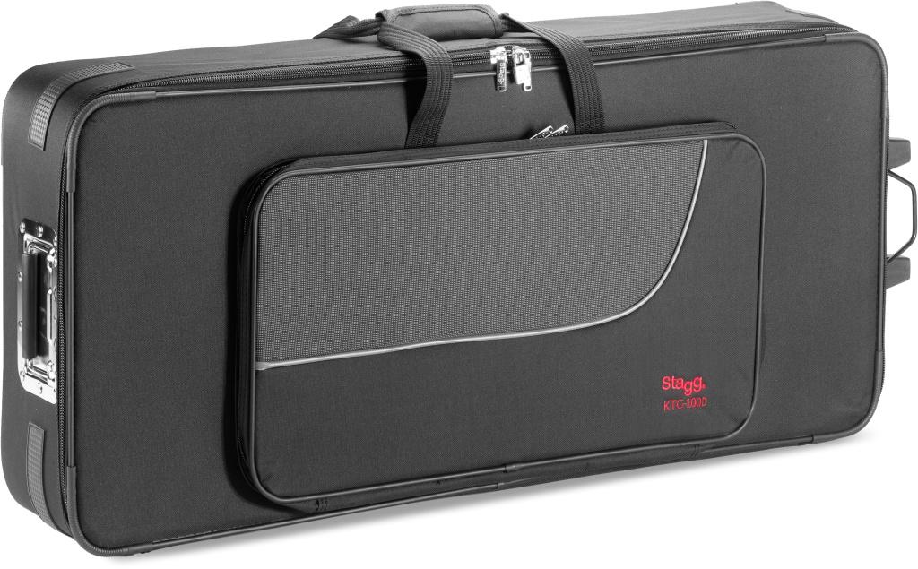 Stagg KTC-100D, klávesový kufr na kolečkách