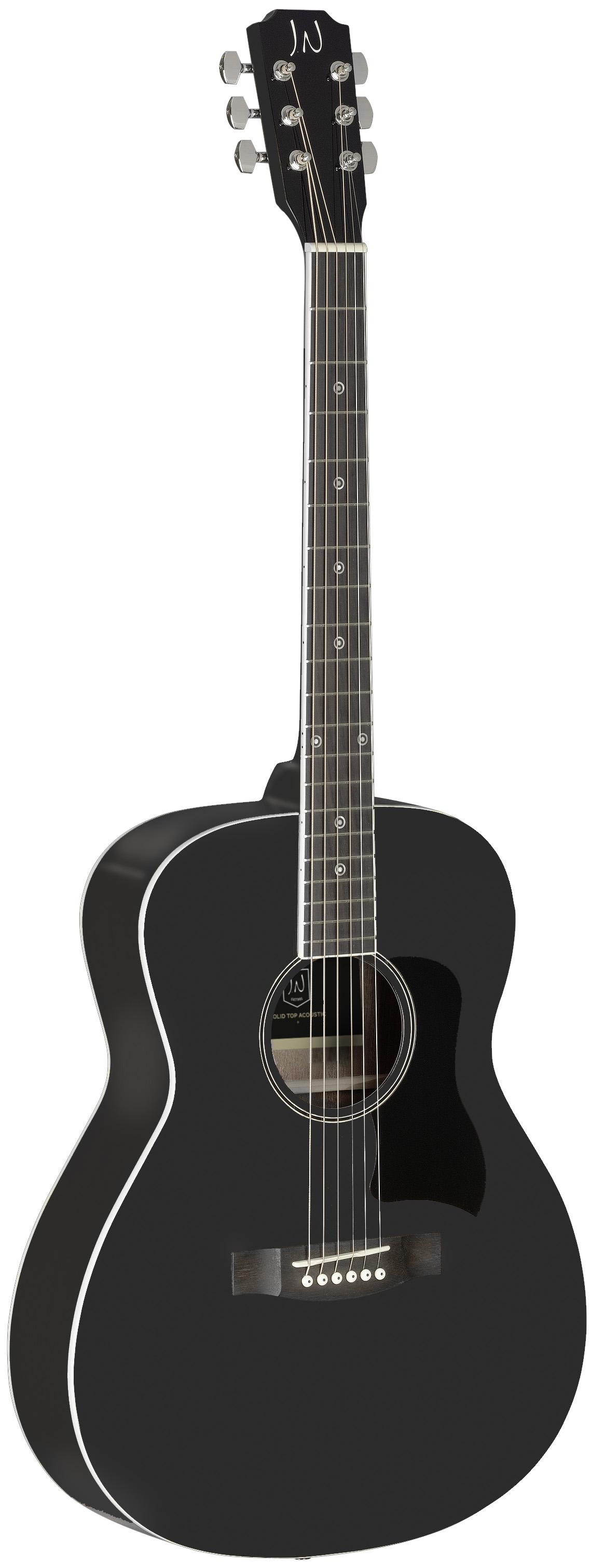 James Neligan BES-A BK, akustická kytara