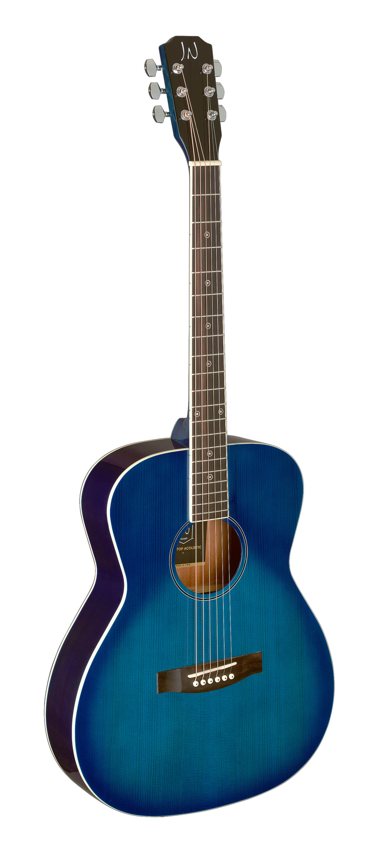 Fotografie James Neligan BES-A TBB, akustická kytara