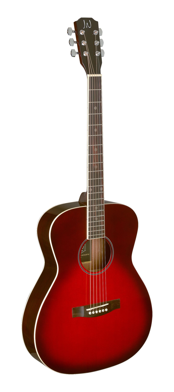James Neligan BES-A TRB, akustická kytara
