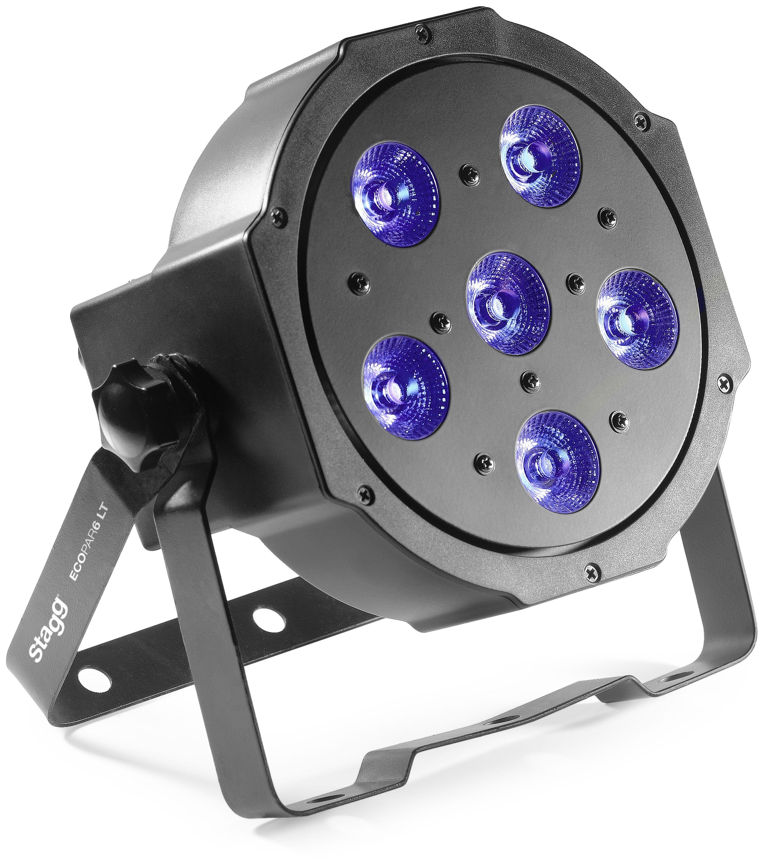Stagg SLT-ECOPAR6-0, ECO PAR 6, 6x 10W PCL LED