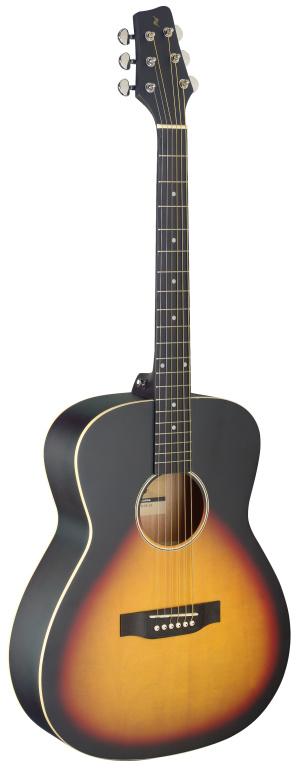 Stagg SA35 A-VS LH, akustická kytara levoruká