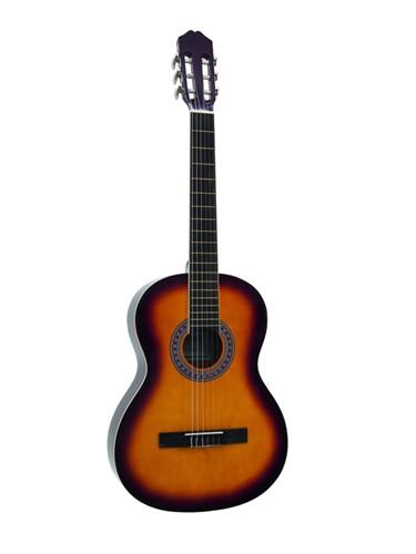 Fotografie Dimavery AC-303 klasická kytara, sunburst