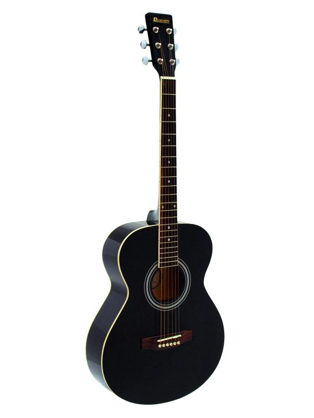 Dimavery AW-303 western kytara, černá