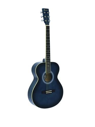 Dimavery AW-303 westernová kytara, modrá