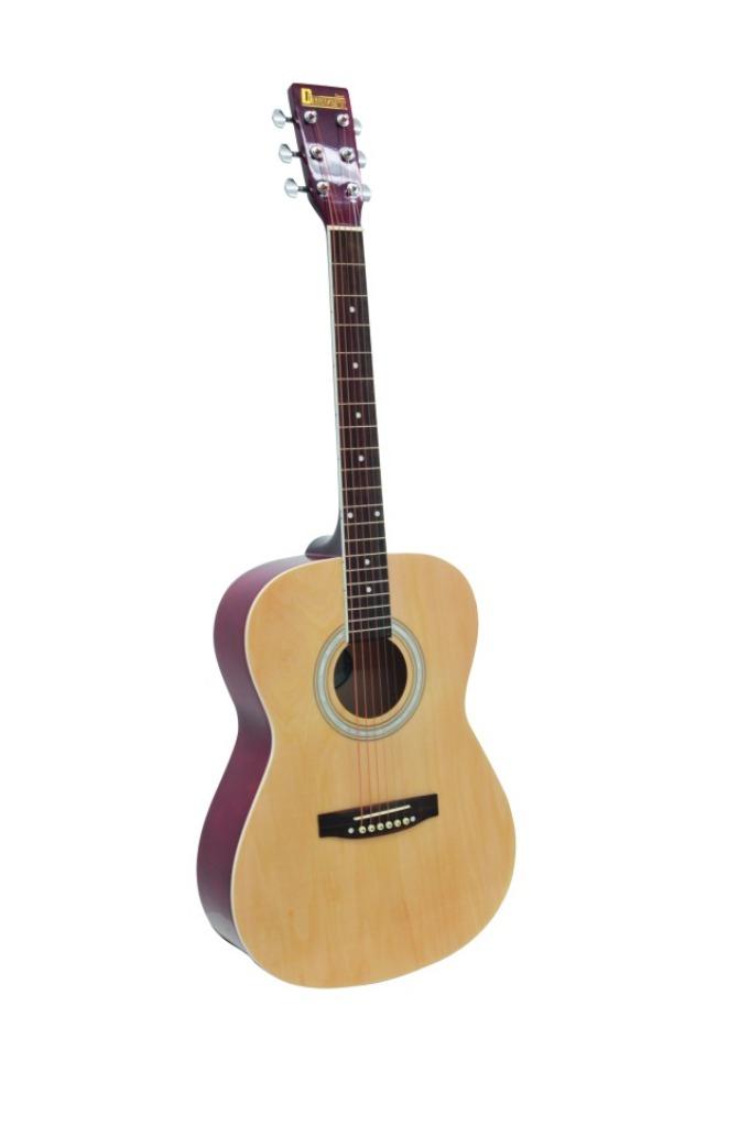 Dimavery AW-303 westernová kytara, přírodní