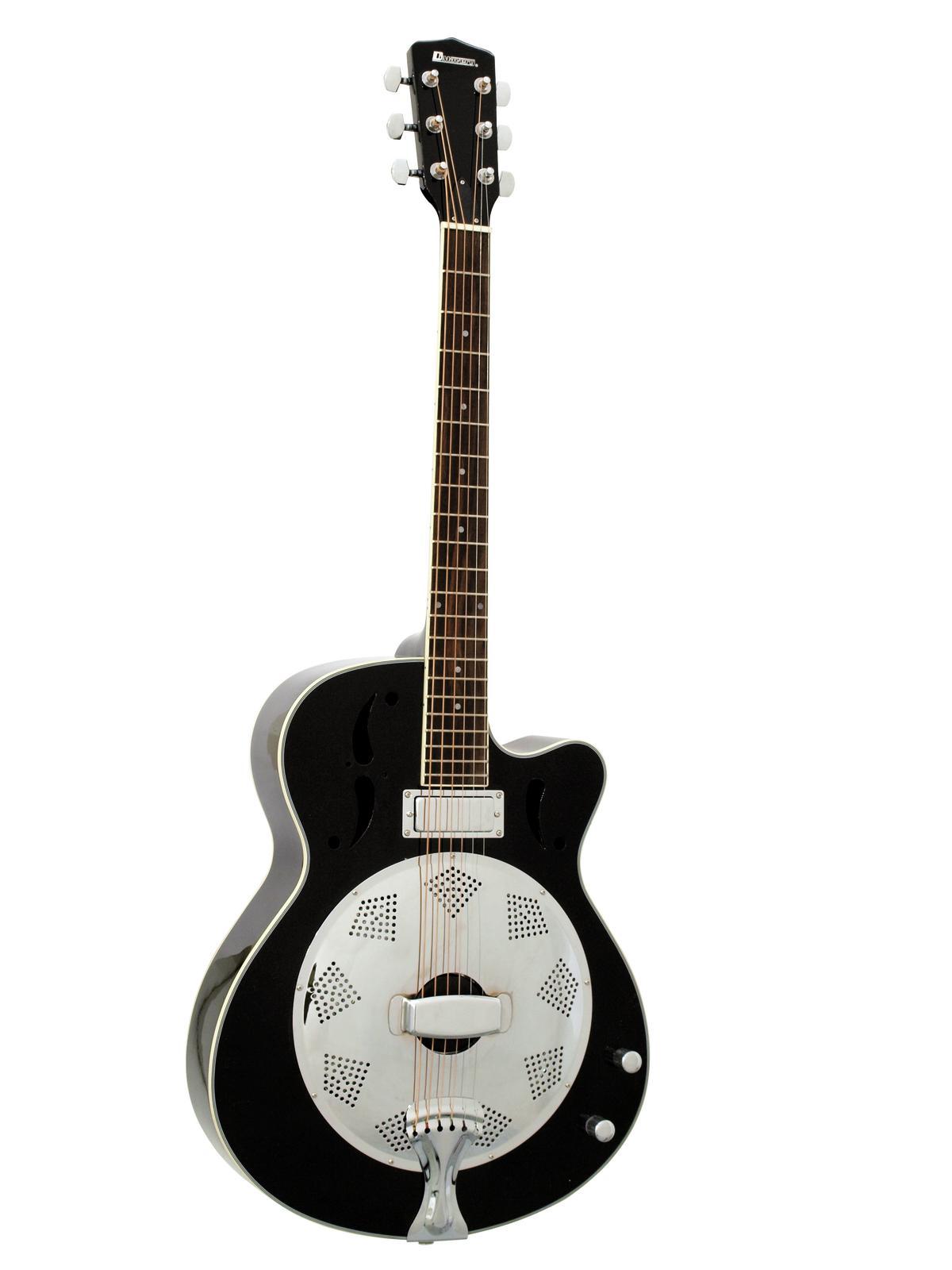 Fotografie Dimavery RS-420 rezofonická elektroakustická kytara