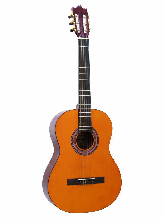 Fotografie Dimavery STC-10 klasická kytara 4/4