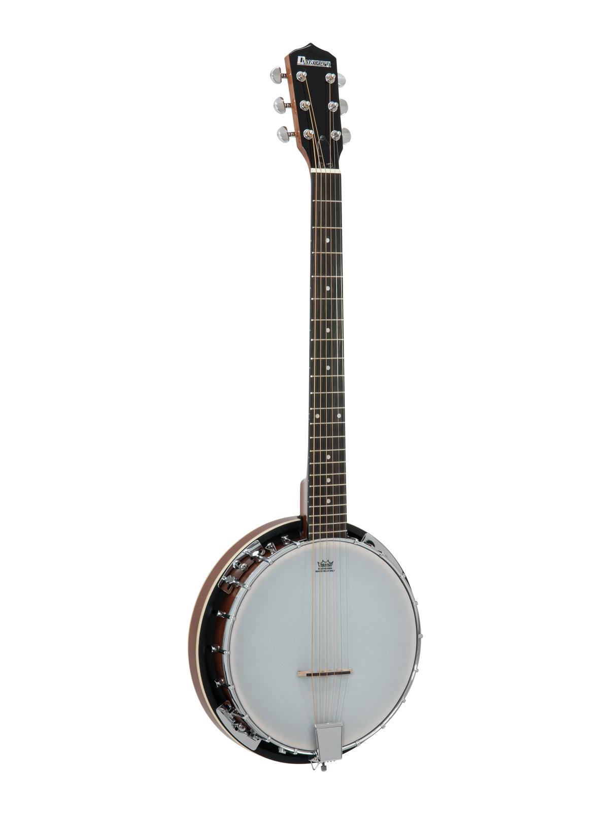 Dimavery BJ-30 Banjo, 6-ti strunné