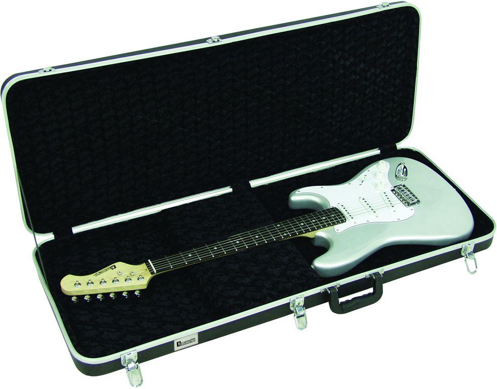 Fotografie Dimavery ABS kufr pro elektrickou kytaru