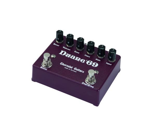 Thorndal Duane 69 Effect pedal, kytarový efekt Overdrive/Boost