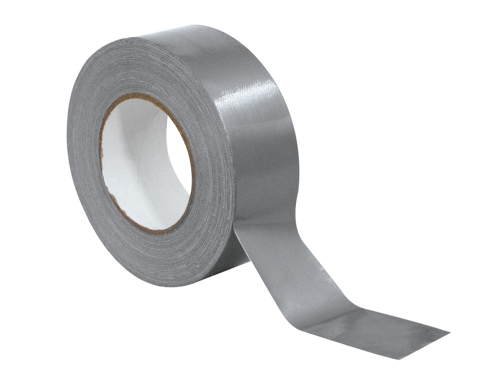 Gaffa páska stříbrná