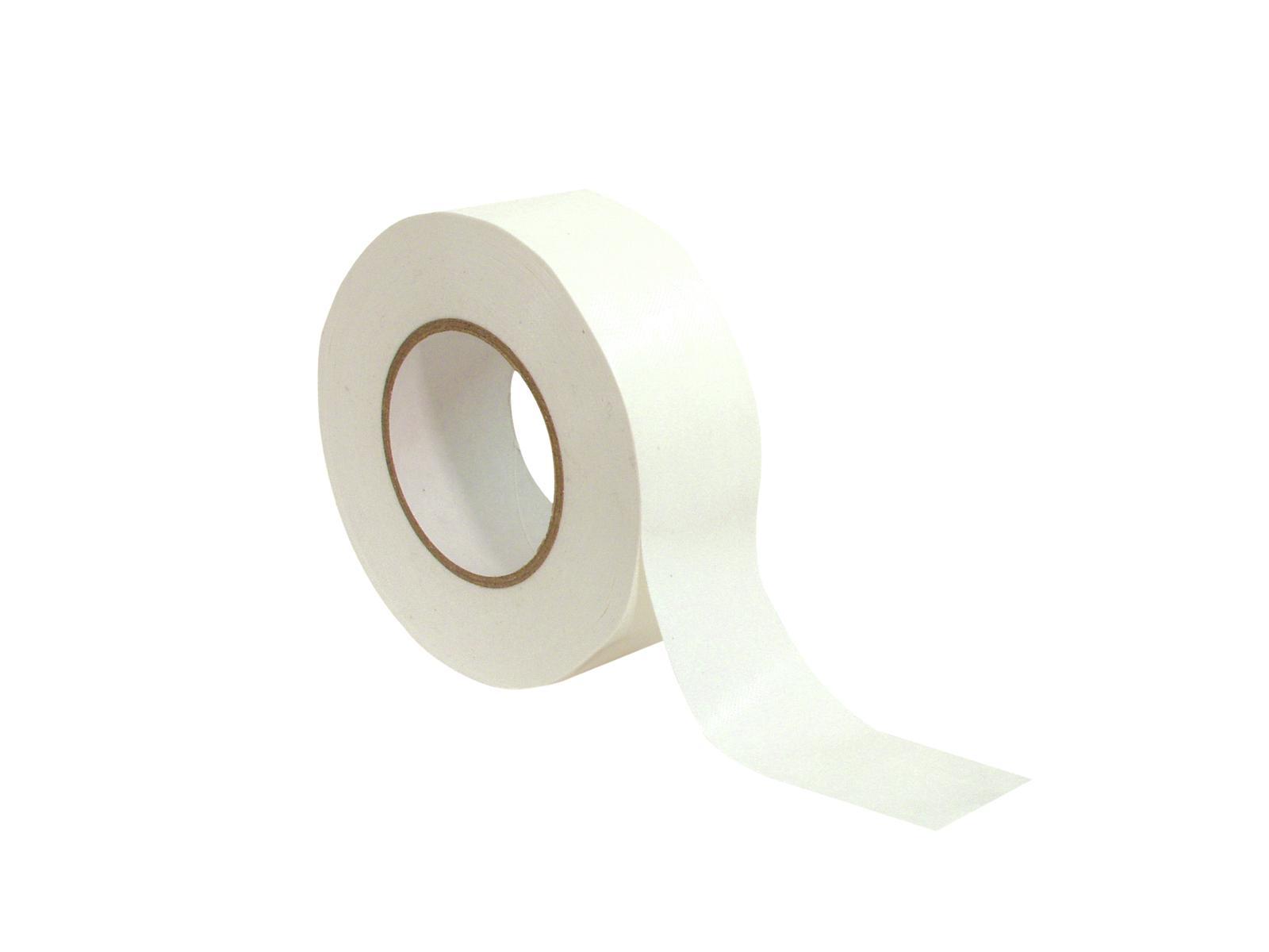 Gaffa páska bílá
