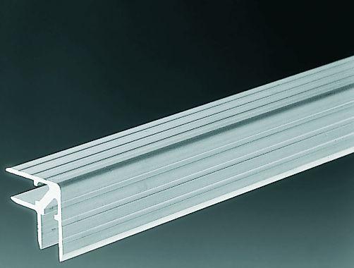 Fotografie Hliníkový profil casemaker 30 x 30 mm, pro překližku 9 mm