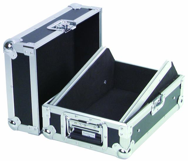 Case pro mixážní pult Road MCR-10, černý, case pro mix pult