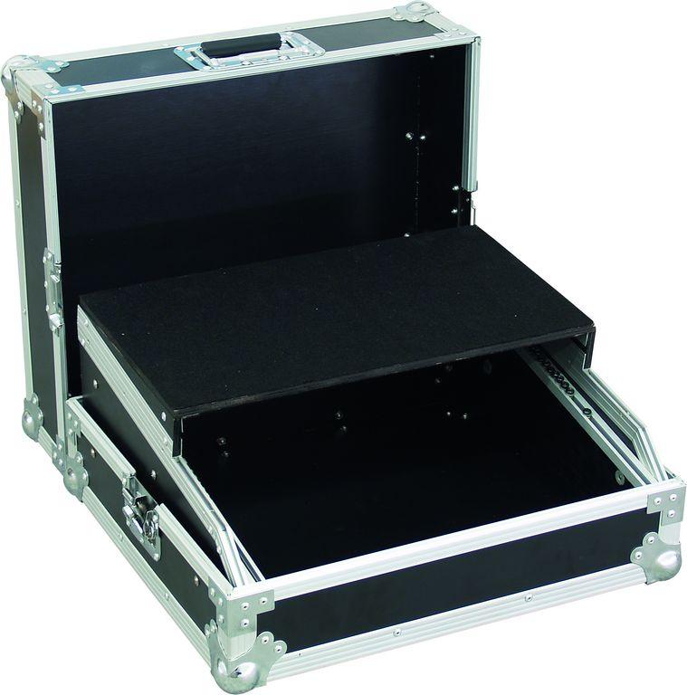 Case pro mixážní pult Profi LS-19, case pro notebook