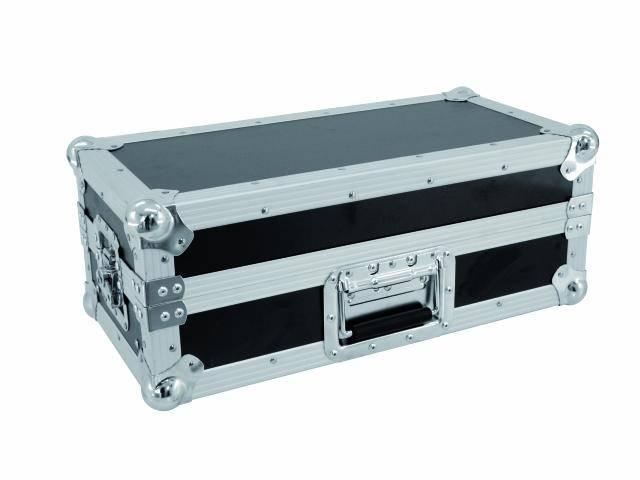 Case pro mixážní pult Road MCA-19, case pro 19´´ mix pult 4HE