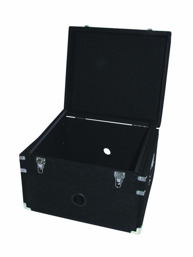 Fotografie Case kombinovaný černý koberec, 4HE